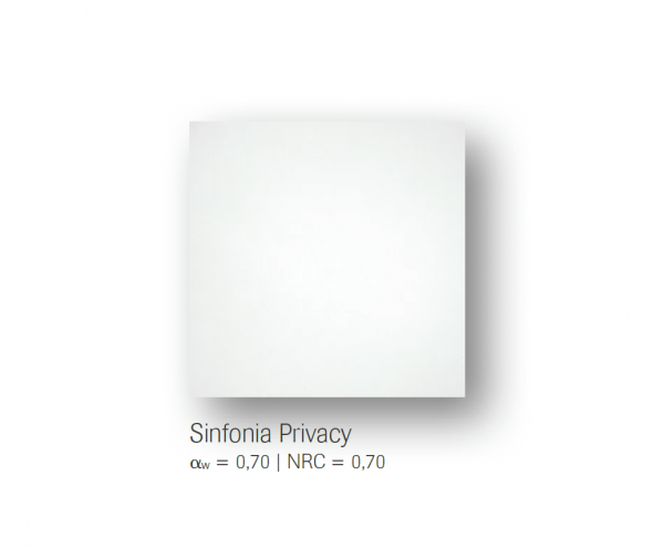 Sinfonia Privacy